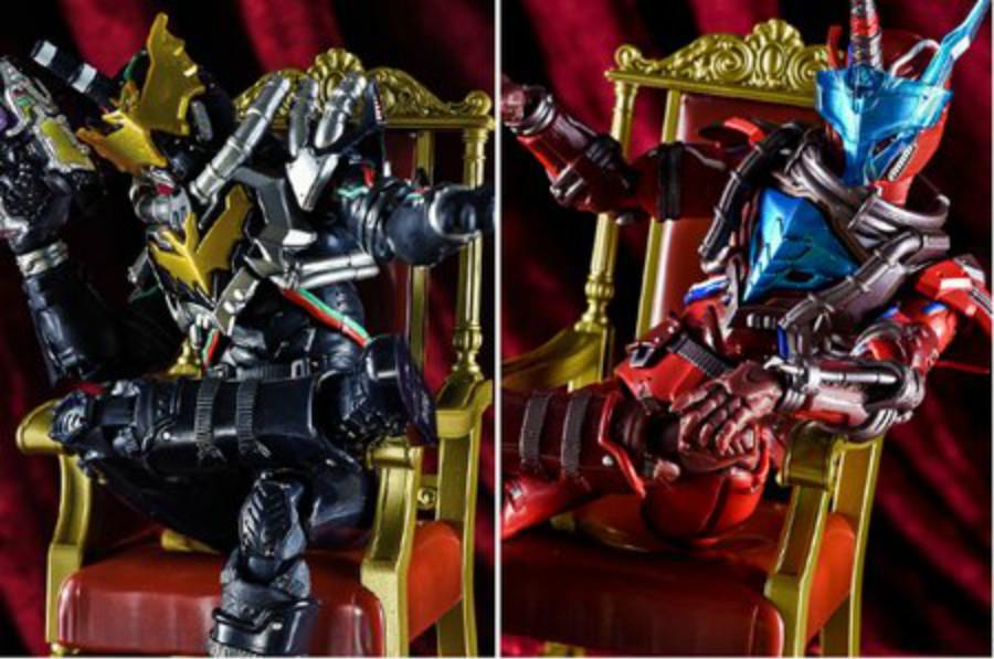 假面騎士:當神一樣的椅子被玩壞,帝騎哥超霸氣,檀黎斗王超喜感 【漫漫少女心】 自媒體 第2张