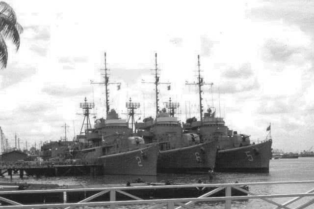 上世紀六七十年代南越海軍為何在南海猖獗一時 【寂寞的紅酒】