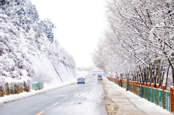 夏河:春寒沍连冬,春雪深数尺