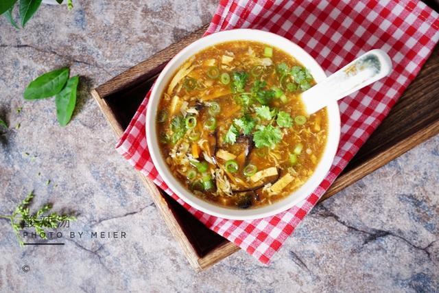 天气炎热,吃肉不如喝这个汤,酸辣开胃,做一大锅都不够喝