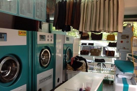 干洗店利润有多大,好店家解答开洗衣店轻松实现月入5万