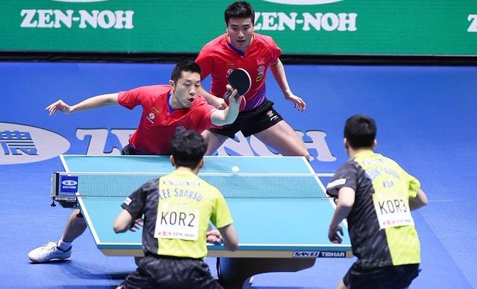 国乒世界杯刘国梁完结两大方针,点名表彰这两人,新起之秀被看好