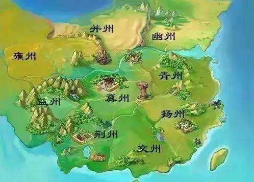 """中国以前叫""""九州"""",指的是哪九个州?又有哪些名字被保留下来"""