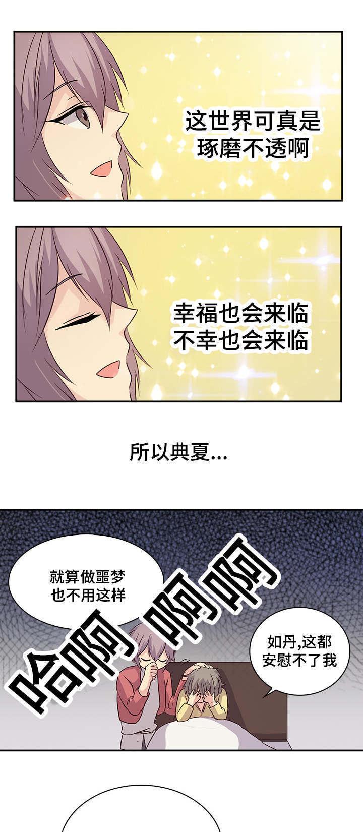 恋爱韩漫:《重生大神官》第13-15话-天狐阅读
