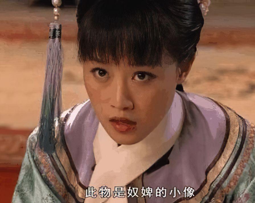 甄嬛传:浣碧为啥敢勾引皇上?只因芳若姑姑的一句话,她在效仿宜修