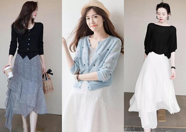 夏季成熟女人如何穿出气质来?温柔知性的轻熟风搭配,时髦又优雅