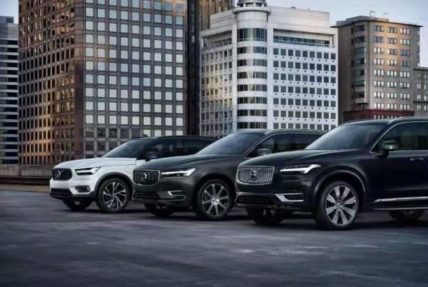 2020沃尔沃汽车在中国大陆年销量突破16.63万辆